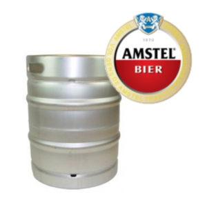 Amstel Pils fust 50 liter
