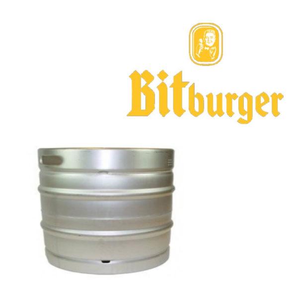 Bitburger Pils fust 30 liter
