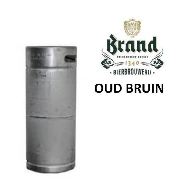Brand Oud fust 20 liter