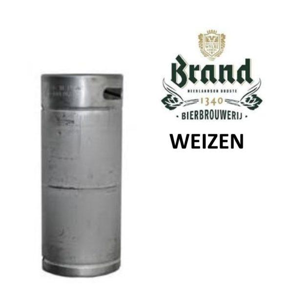 Brand Weizen fust 20 liter DAVID