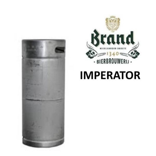 Brand Imperator fust 20 liter DAVID