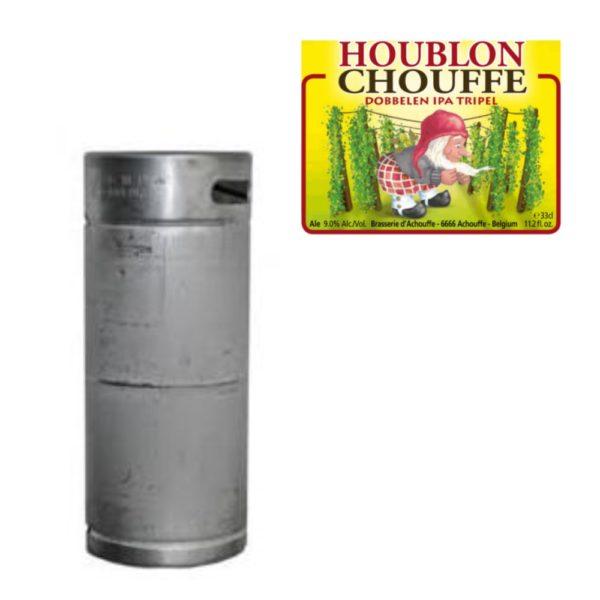 Chouffe Houblon fust 20 liter