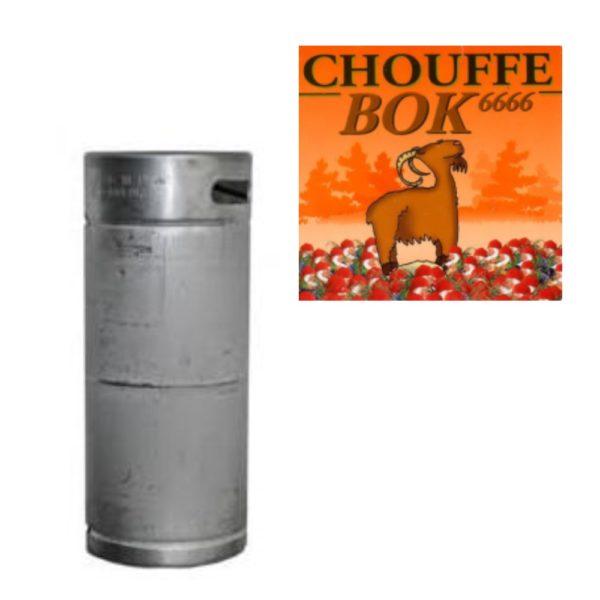 Chouffe Bock fust 20 liter