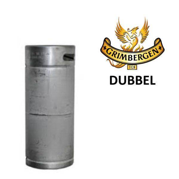 Grimbergen Dubbel fust 20 liter