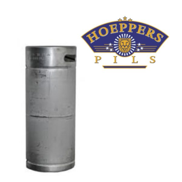 Hoeppers Pils fust 20 liter