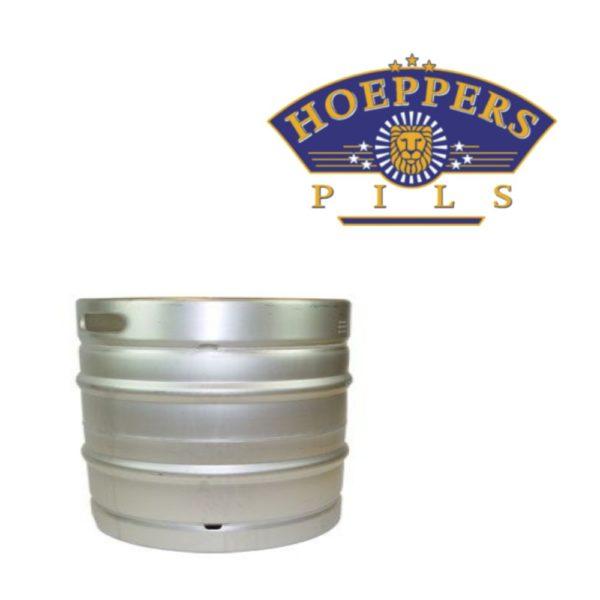Hoeppers Pils fust 30 liter