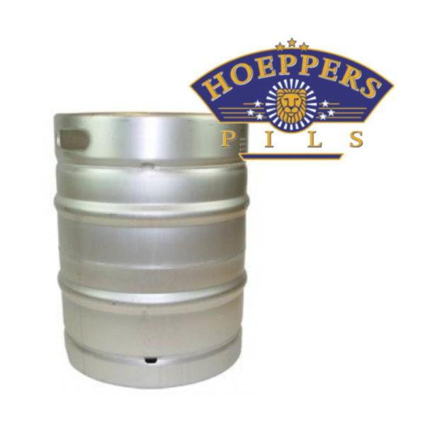 Hoeppers Pils fust 50 liter