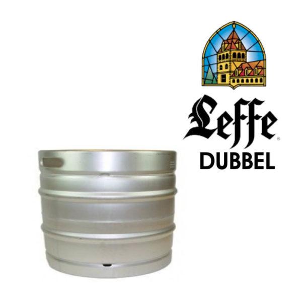Leffe Dubbel Bruin fust 30 liter