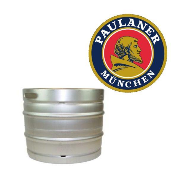 Paulaner Weissbrau fust 30 liter