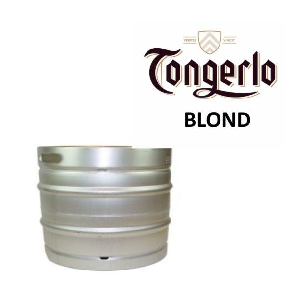 Tongerlo Blond fust 20 liter