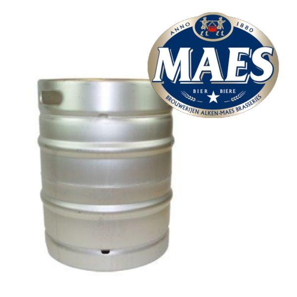 Maes Pils fust 50 liter