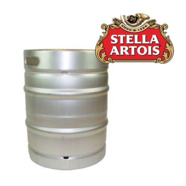Stella Artois Pils fust 50 liter