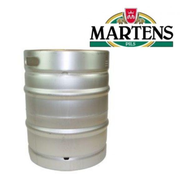 Martens Pils fust 50 liter