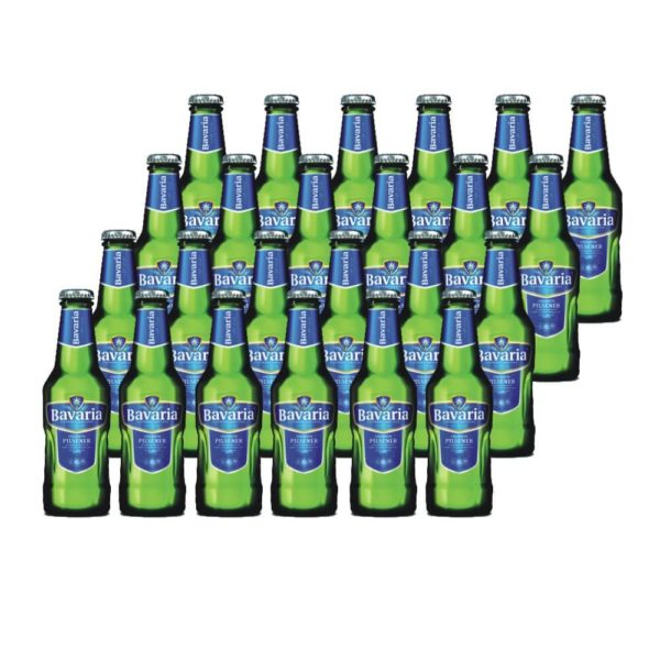 Bavaria Pils TWIST OFF 24 x 25cl