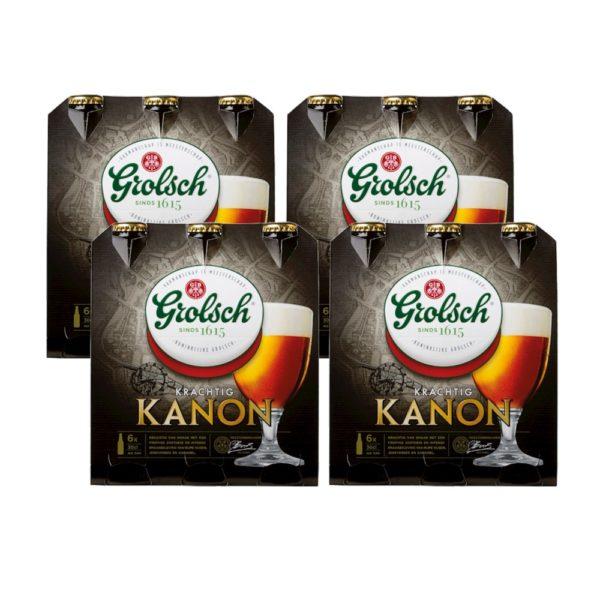 Grolsch Kanon 24 x 30cl