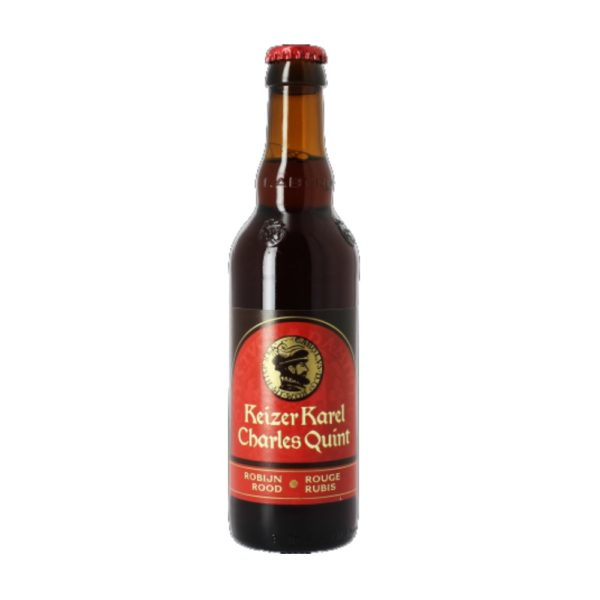 Charles Quint Rood 33cl