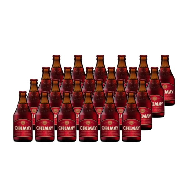 Chimay Rood 24 x 33cl