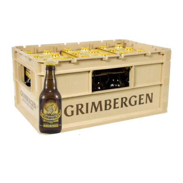 Grimbergen Blond 24 x 33cl
