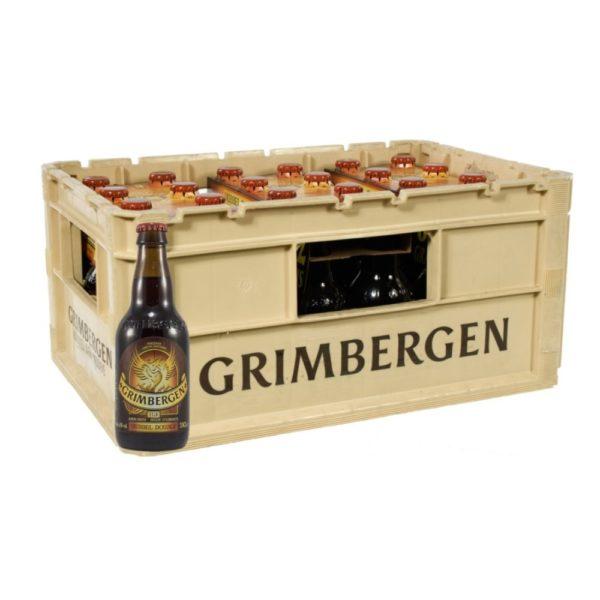 Grimbergen Dubbel 24 x 33cl