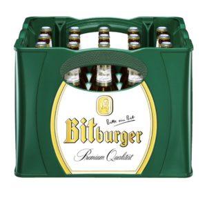 Bitburger Pils 20 x 50cl