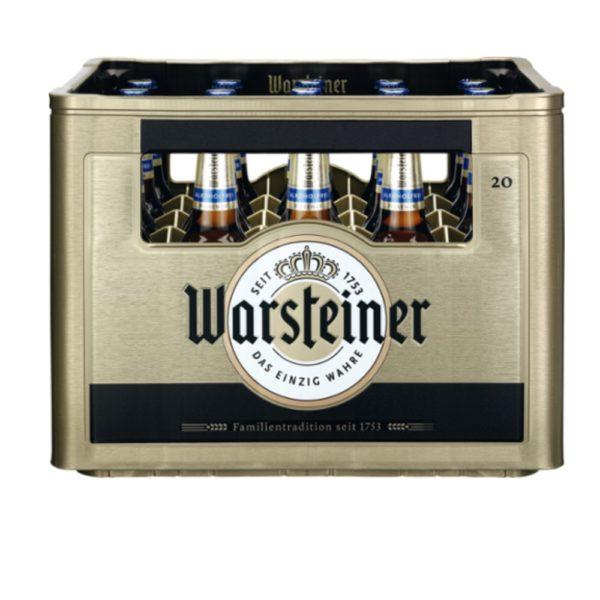 Warsteiner Pils 20 x 50cl