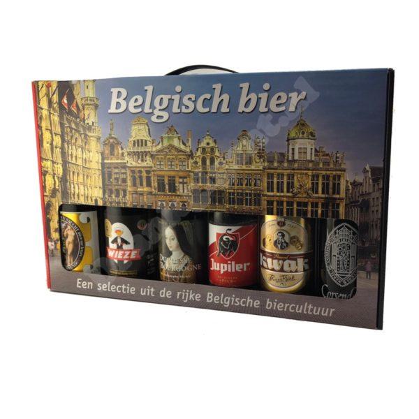 Belgie Bier GV 6 x 33cl