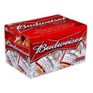 Budweiser 24 x 33cl