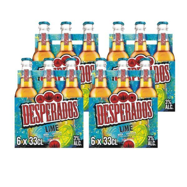 Desperados Lime 24 x 33cl