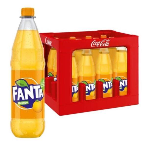 Fanta Orange 12 x 100cl (DE)