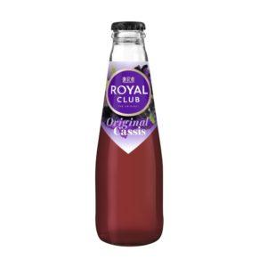 Royal Club Cassis 20cl