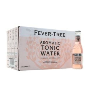 Fever Tree Aromatic Tonic 24 x 20cl