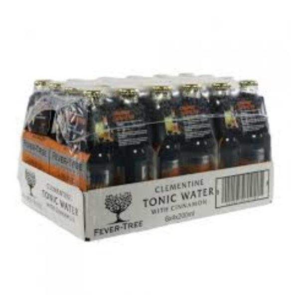Fever Tree Clementine Tonic 24 x 20cl