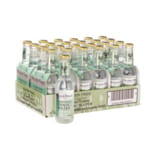 Fever Tree Elderflower Tonic 24 x 20cl