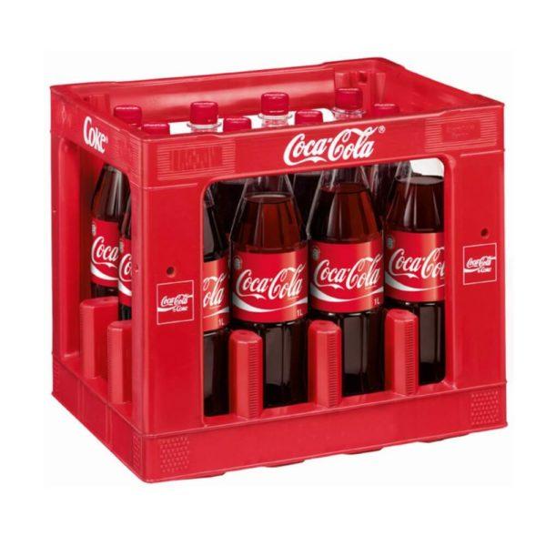 Coca Cola 12 x 100cl (DE)