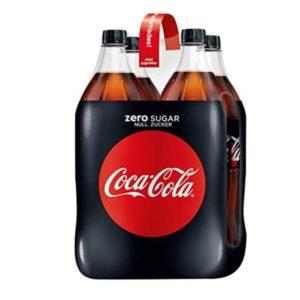 Coca Cola Zero PET 4 x 150cl