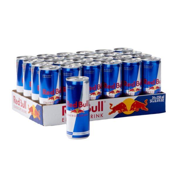 Red Bull Blik 24 x 25cl