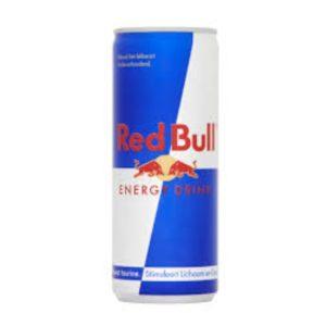 Red Bull Blik 25cl