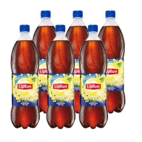 Lipton Ice Tea Sparkling PET 6 x 125cl (DE)