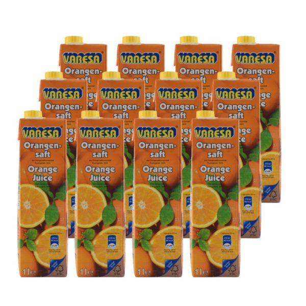 Varesa Sinasappelsap 12 x 100cl