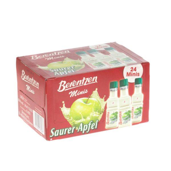 Berentzen Sauer Apfel 24 x 0.02 16%