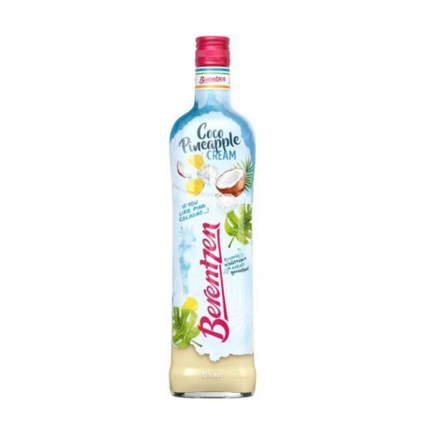 Berentzen Pineapple Cream 0.70 15%