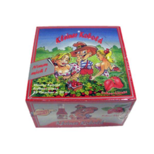 Kleiner Kobold Erdbeer 25 x 0.02