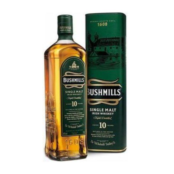 Bushmills Single Malt 10Y 0.70 40%