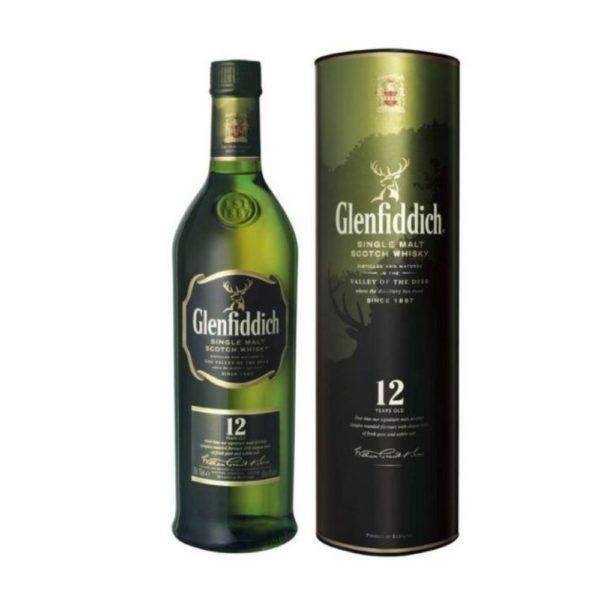 Glenfiddich 12Y 0.70 40%