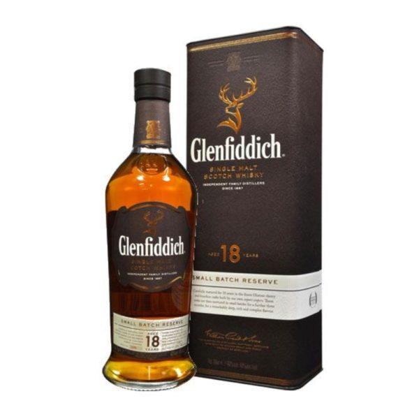 Glenfiddich Small Batch 18Y 0.70 40%