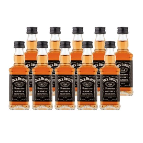 Jack Daniels MINI 10 x 0.05 40%