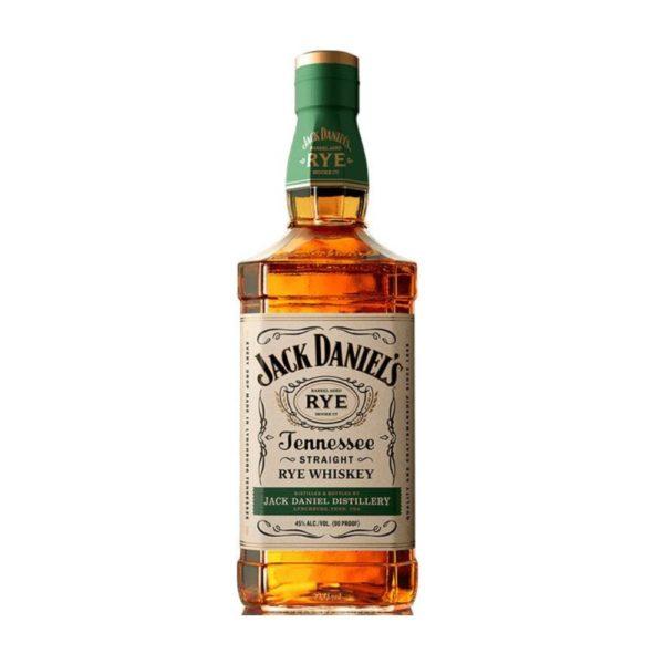 Jack Daniels Straight Rye 0.70 45%