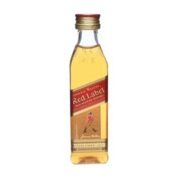 Johnnie Walker Red MINI 0.05 40%