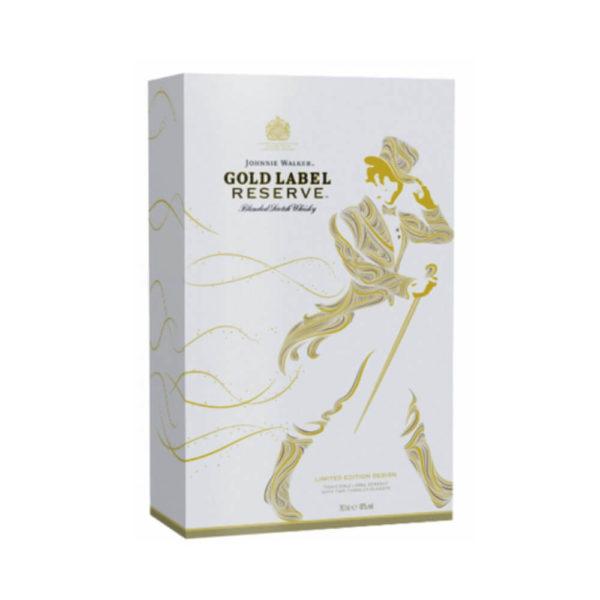 Johnnie Walker Gold GIFTSET + glas 0.70 40%