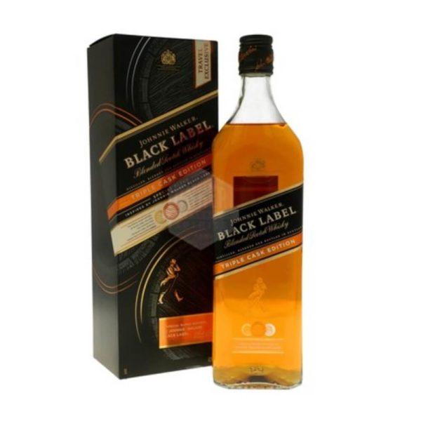 Johnnie Walker Black Triple Cask 1.00 40%